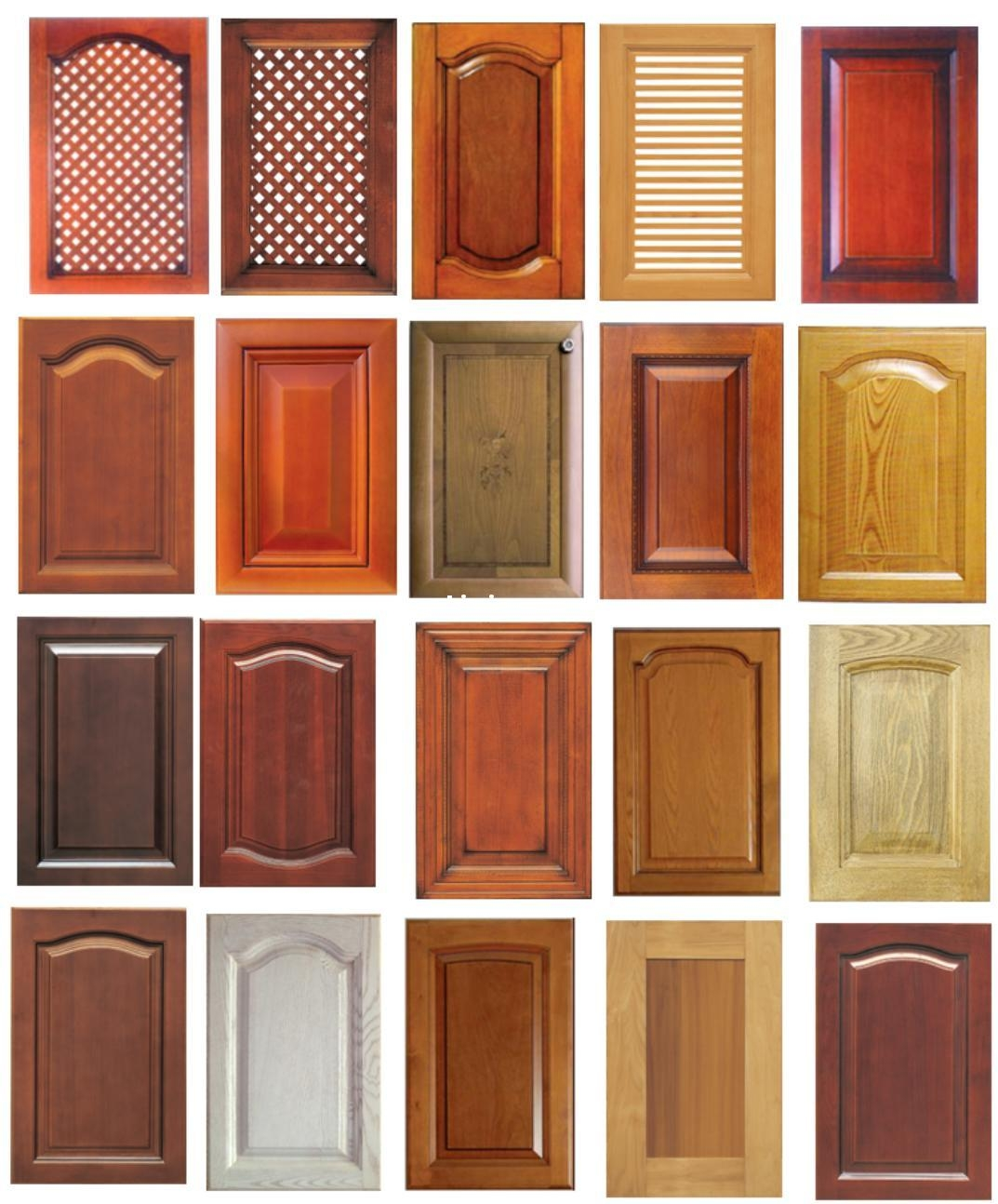 Kitchen Cabinet Door Patterns