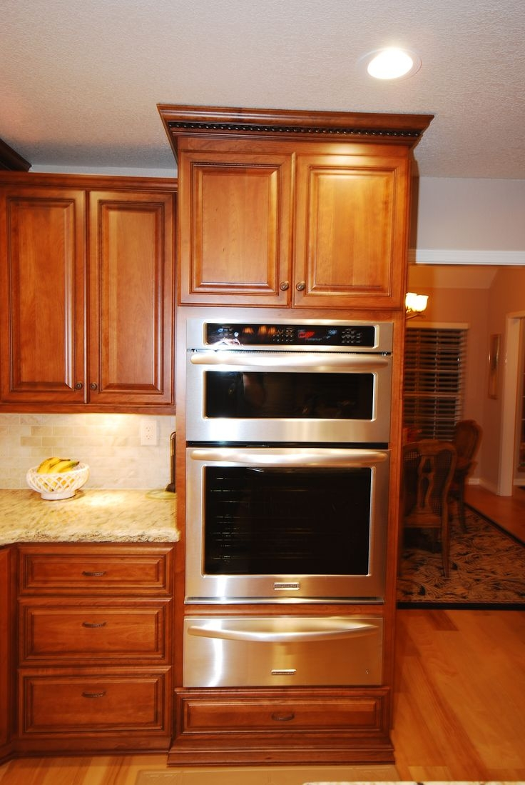 Kitchen Cabinet For Microwave Drawer