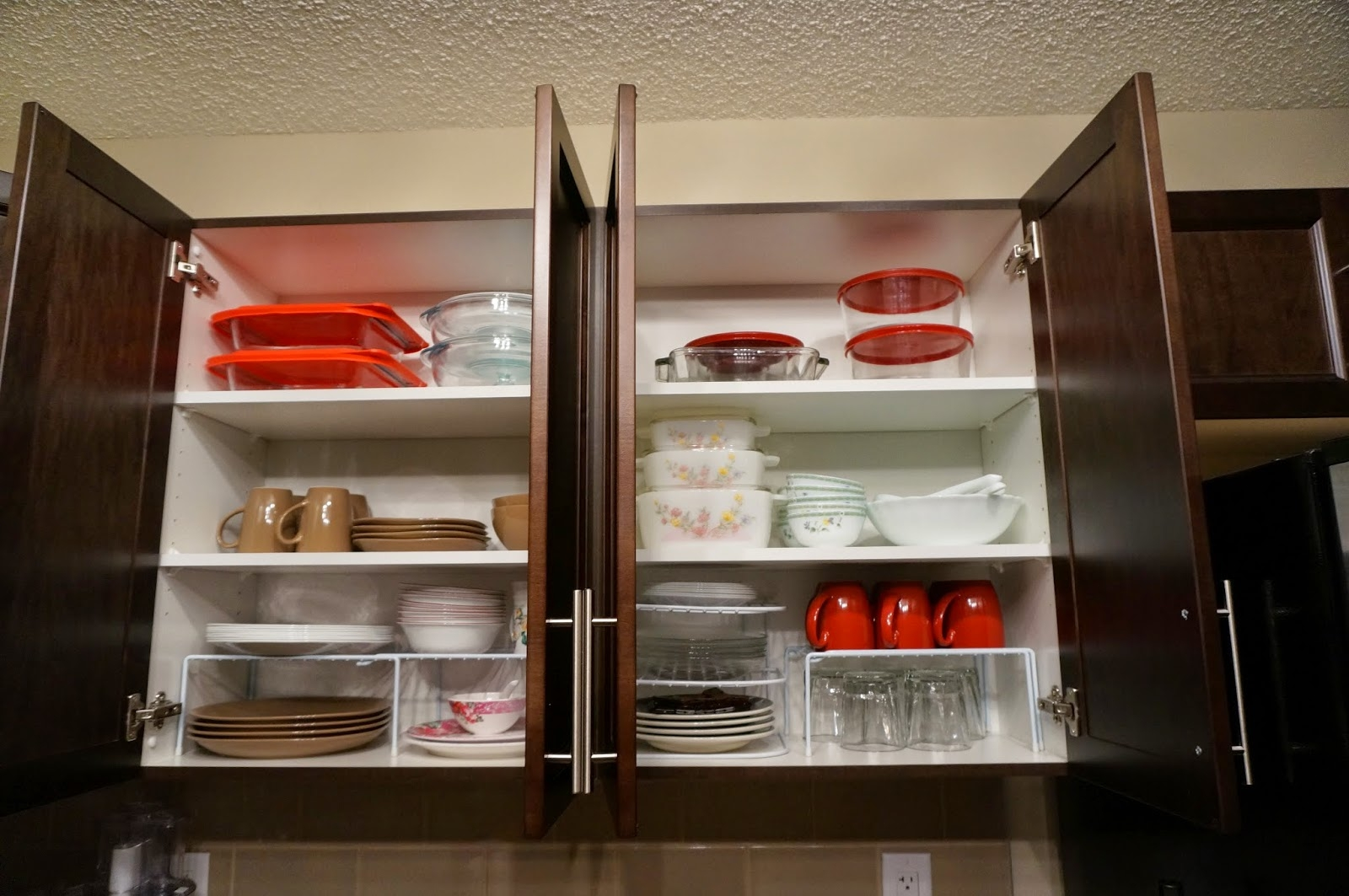 Kitchen Cabinet Plate Dividers