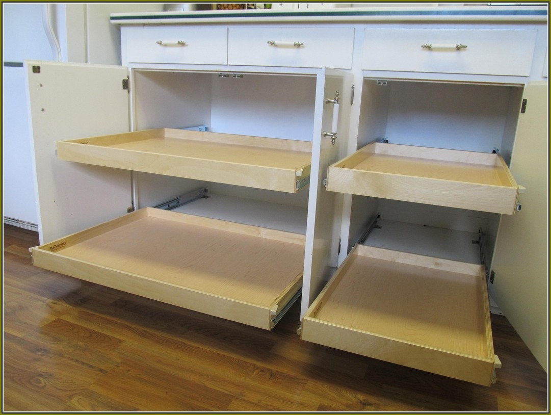 Kitchen Cabinet Sliding Drawer Inserts