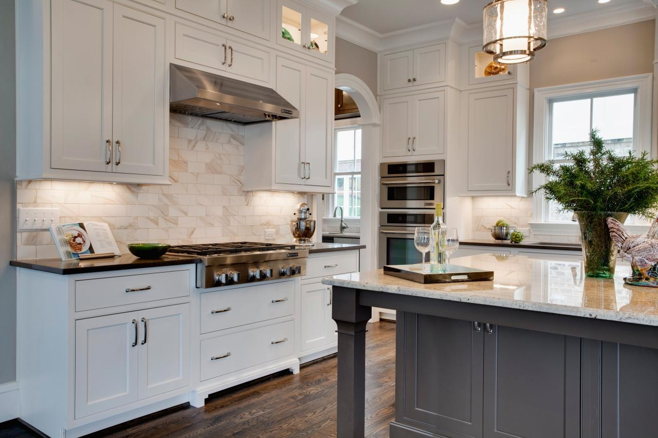 Kitchen Cabinet White Shaker