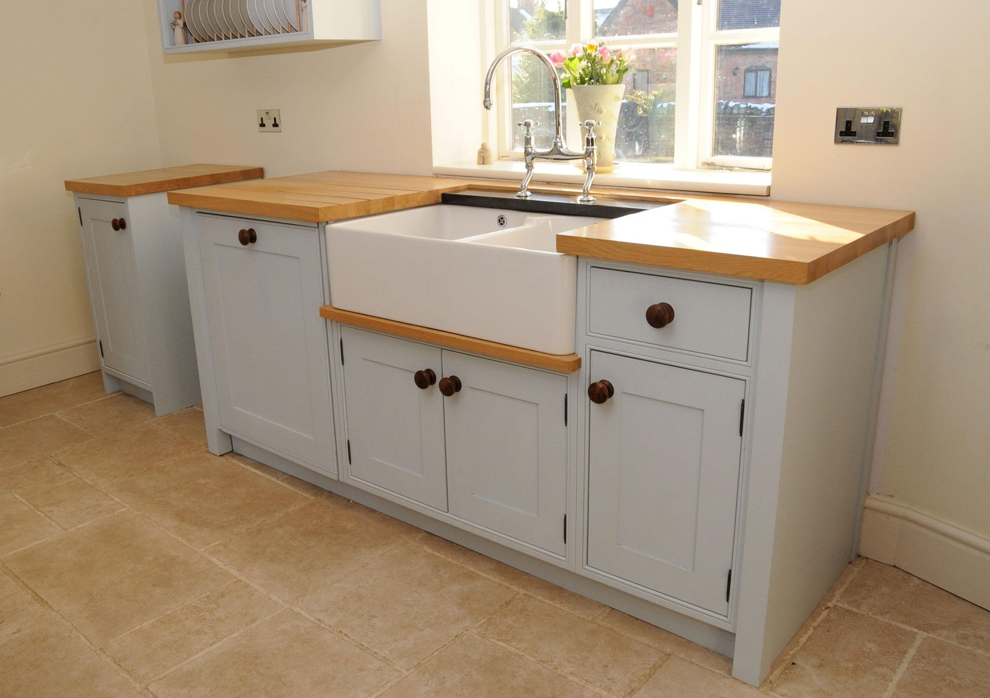 Kitchen Cabinet With Sink Included