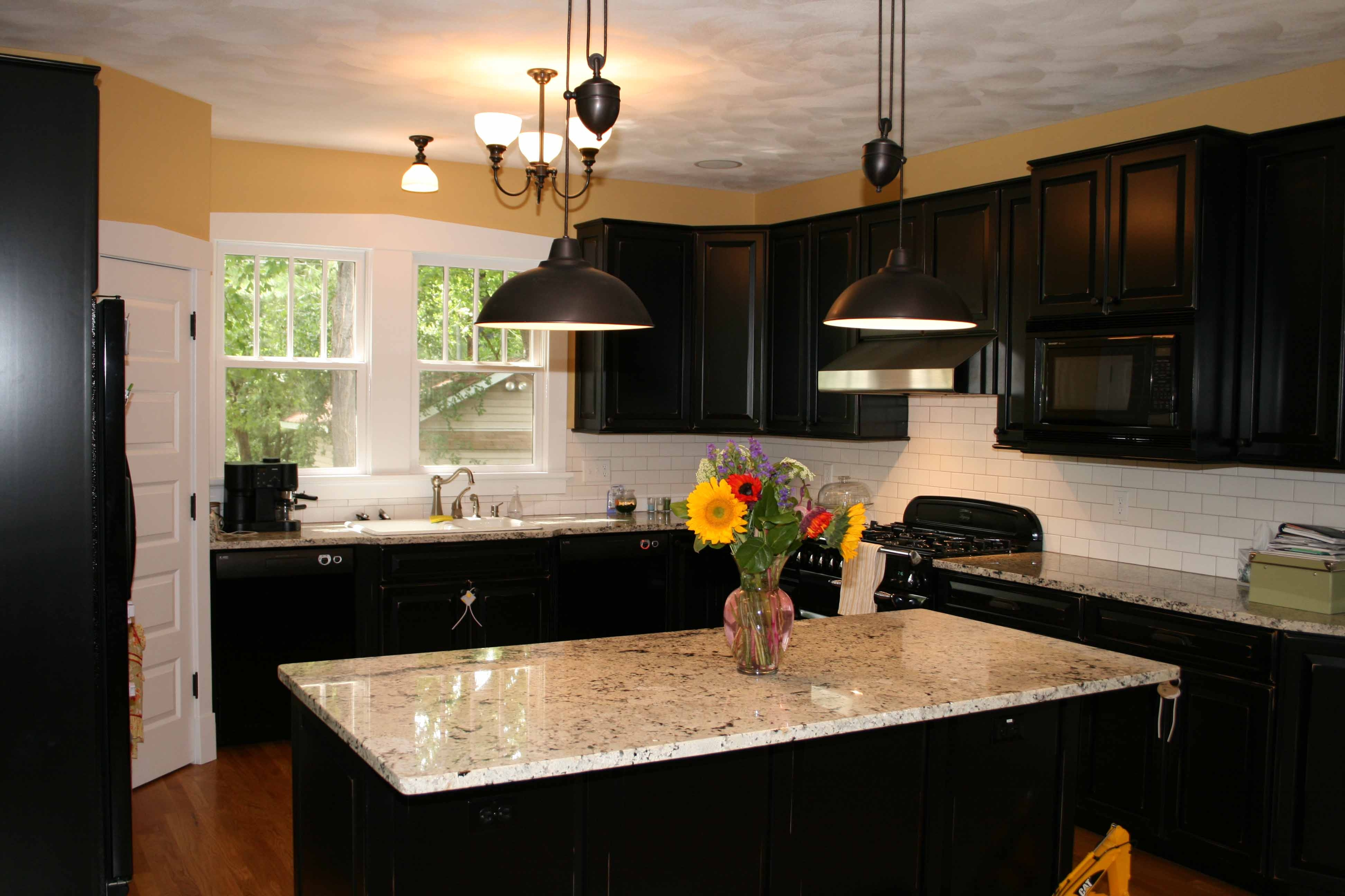 Kitchen Cabinets And Countertop Ideas