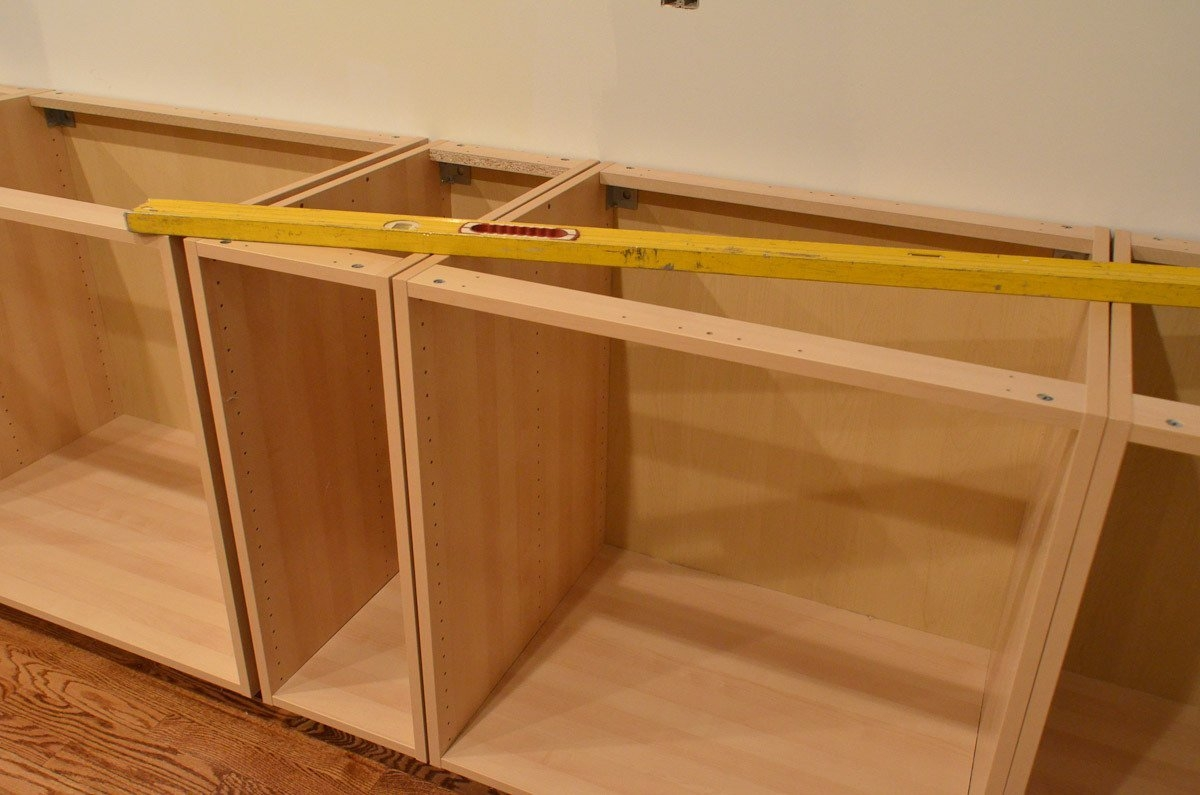 Kitchen Cabinets Box Construction