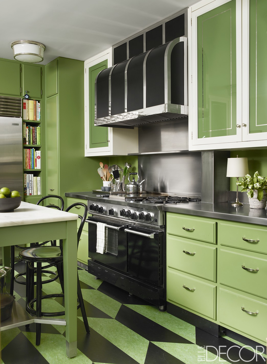 Kitchen Cabinets Colors For Small Kitchen1044 X 1422