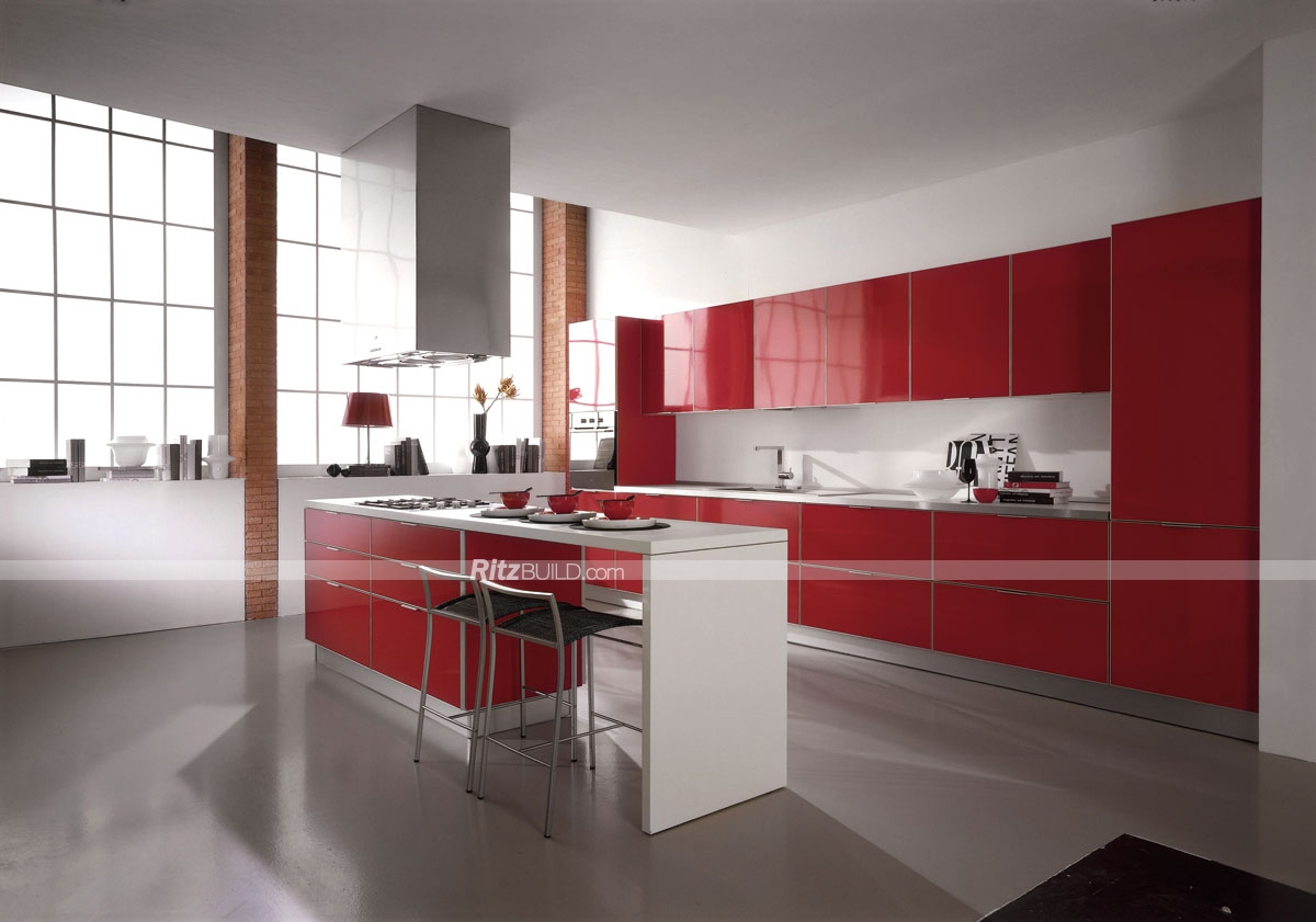 Kitchen Cabinets New Design