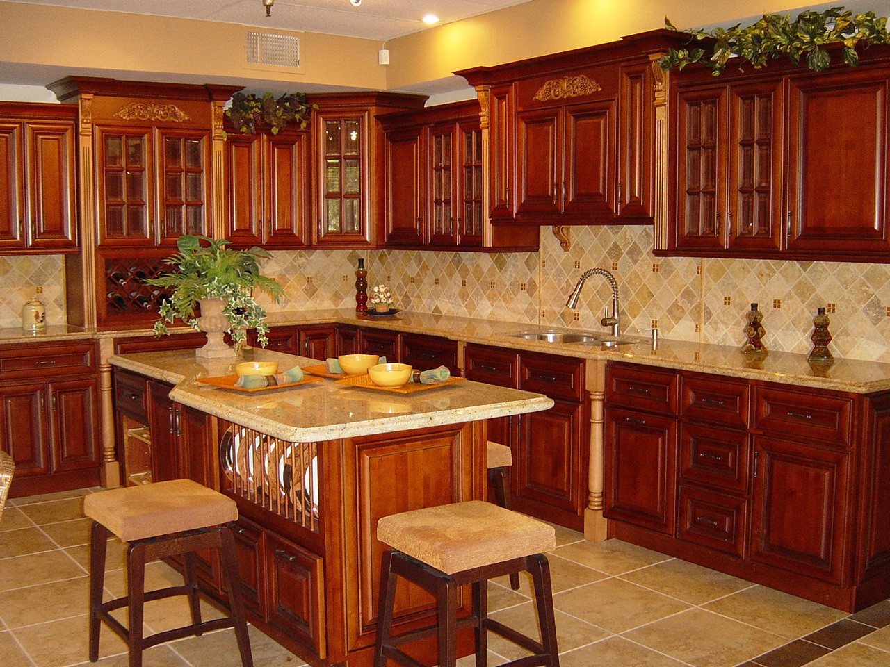 Permalink to Kitchen Cabinets Photos Gallery