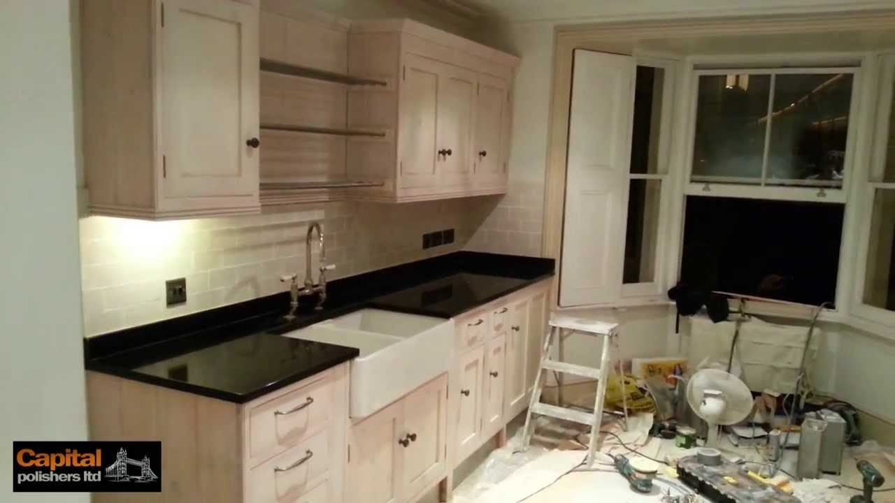 Kitchen Cupboard Refurbishment