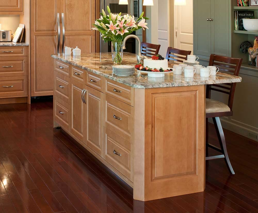 Kitchen Island Cabinets Design