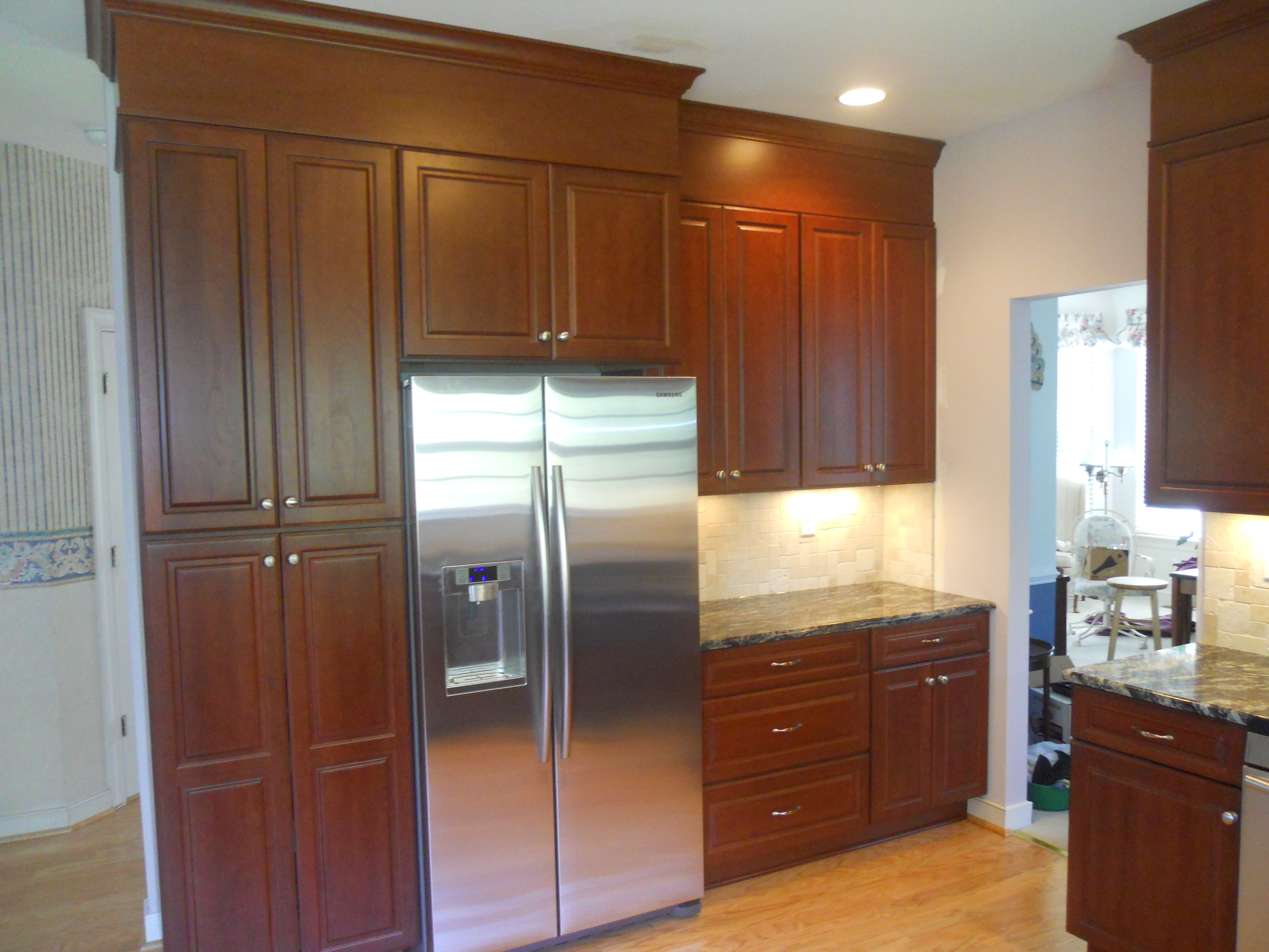 Kitchen Pantry Wall Cabinets