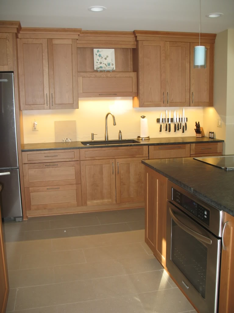 Kitchen Wall Cabinet Height Over Sink