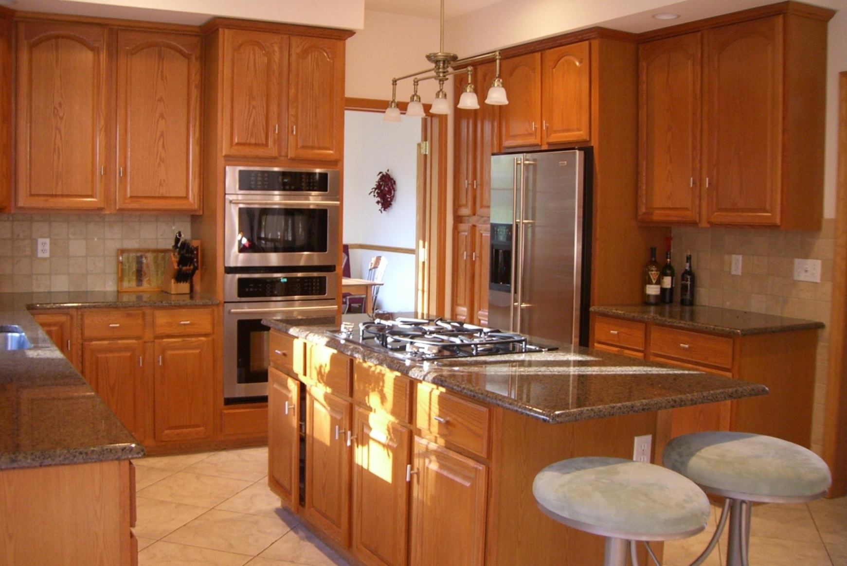 Kitchen Wood Cabinet Colors