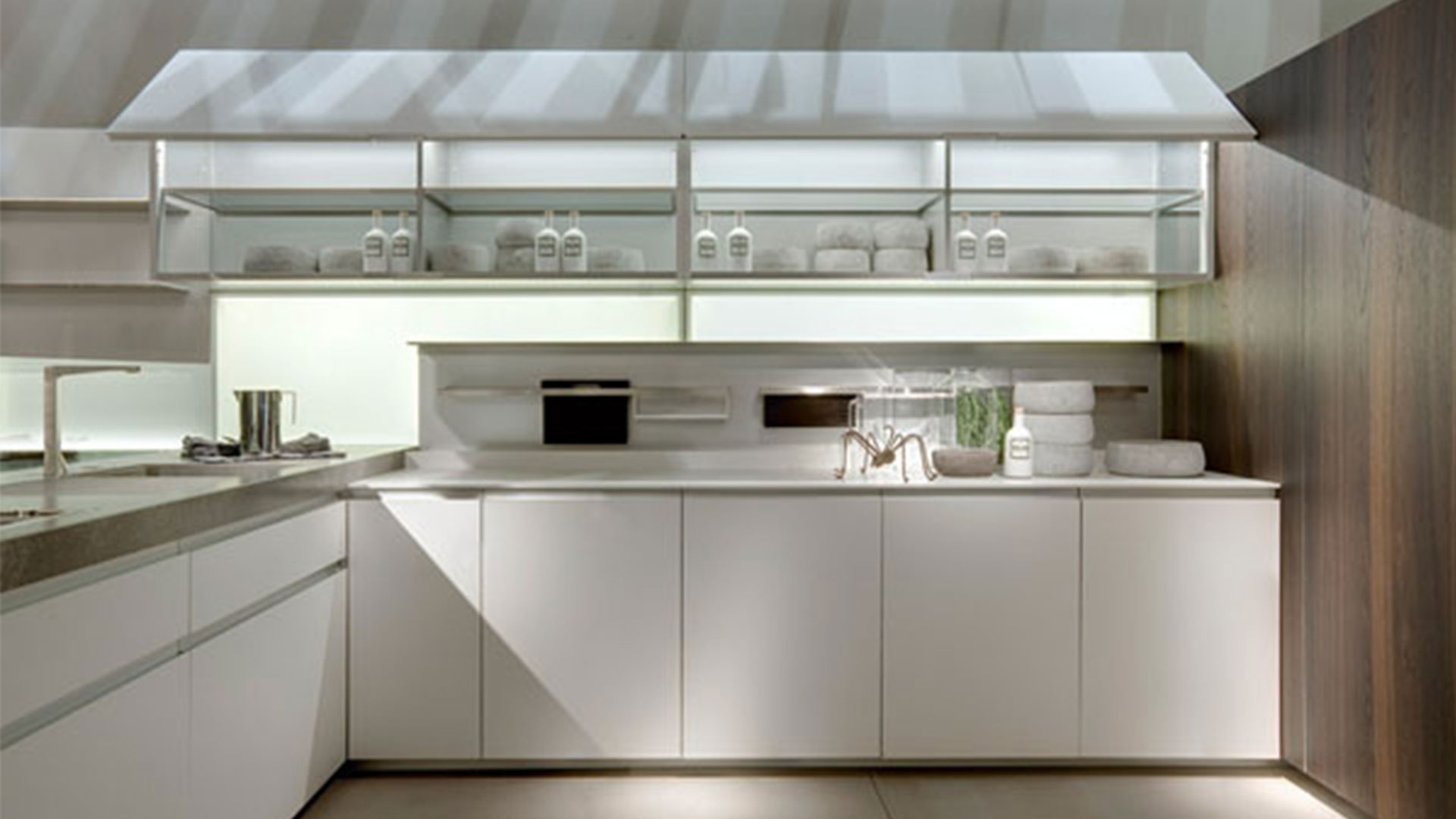 Latest Kitchen Cabinet Design 2014