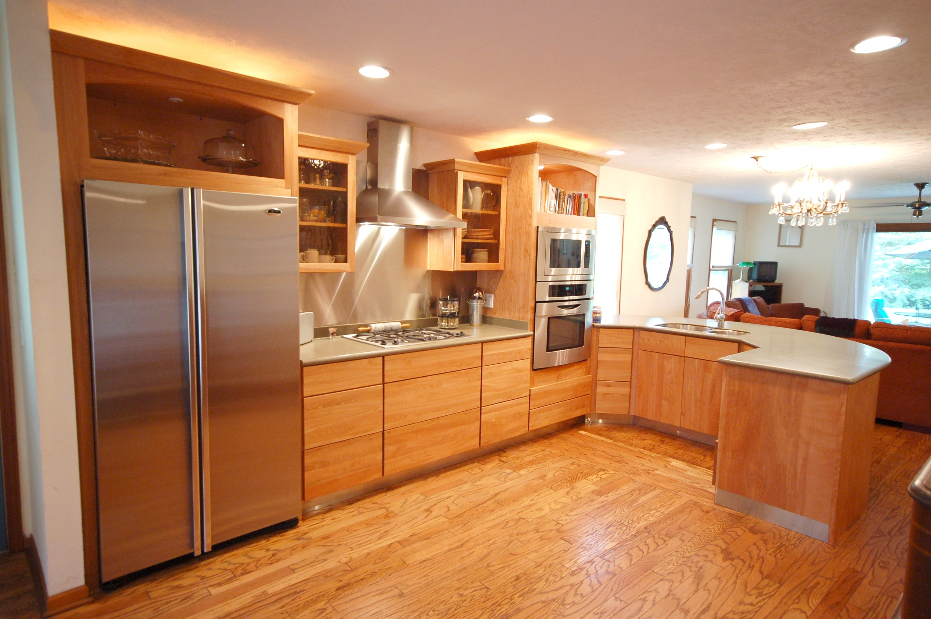 Leveling Kitchen Wall Cabinets