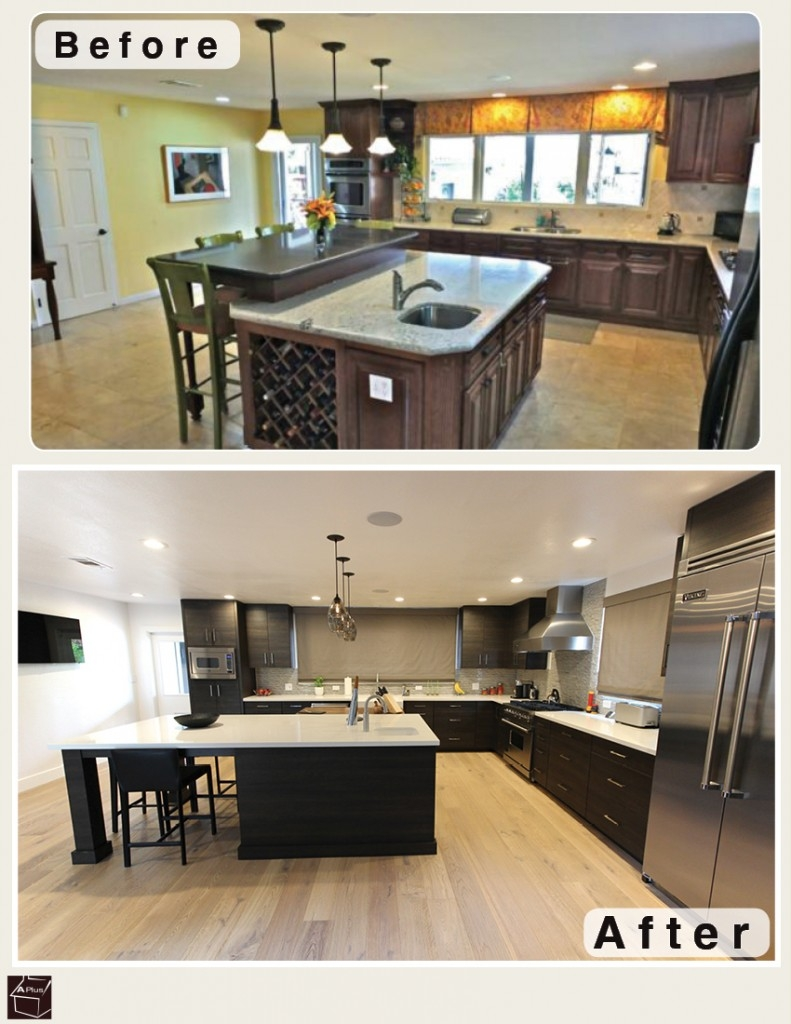 Long Beach Kitchen Cabinets