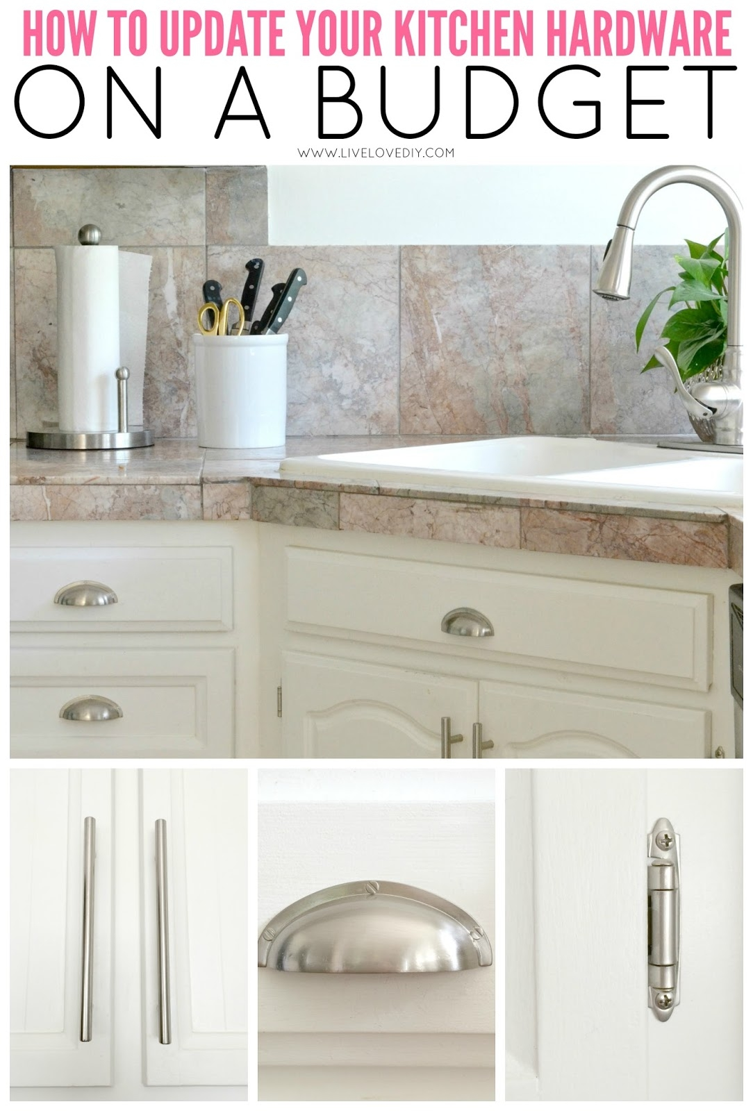 Make Kitchen Cabinets Look Better