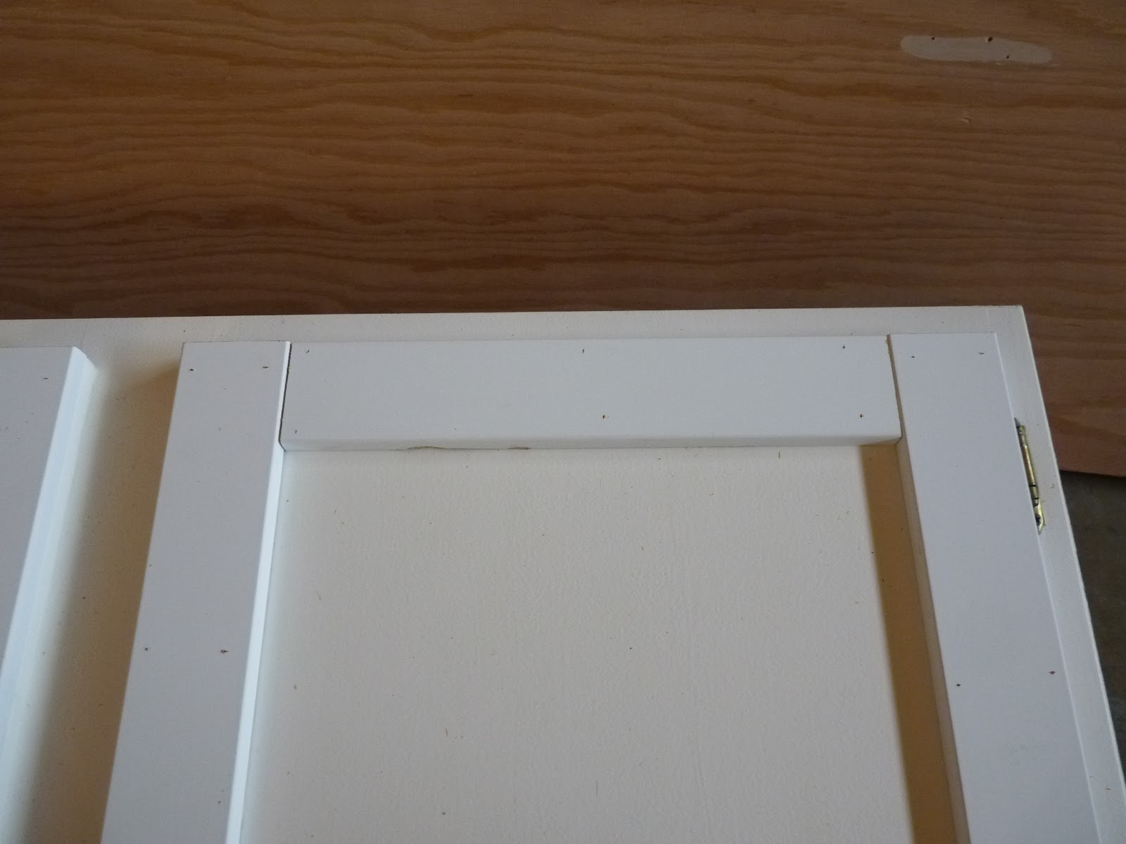 Make Shaker Kitchen Cabinet Doors