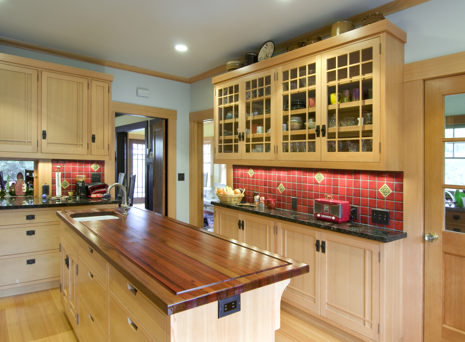 Mission Style Kitchen Cabinets Photos