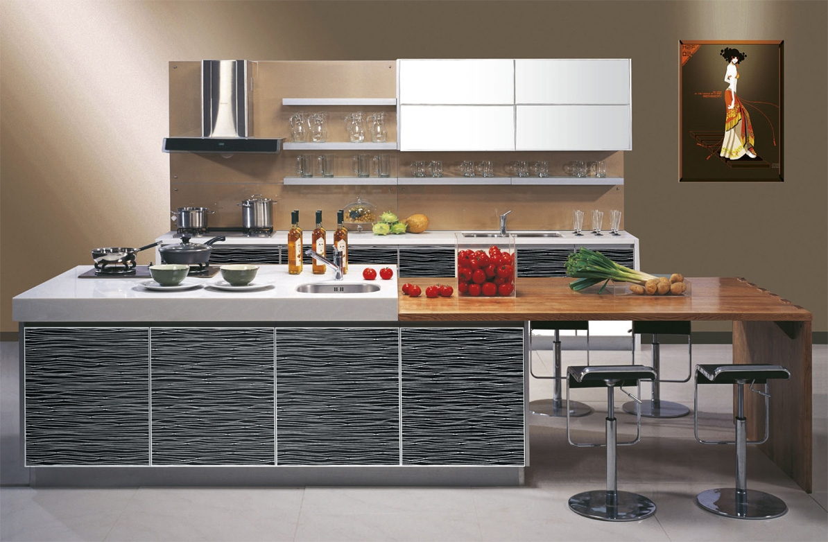 Modern Cabinet Designs For Kitchen