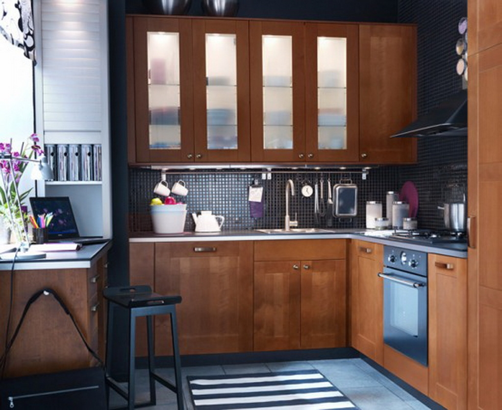 Modern Kitchen Cabinets For Small Spaces