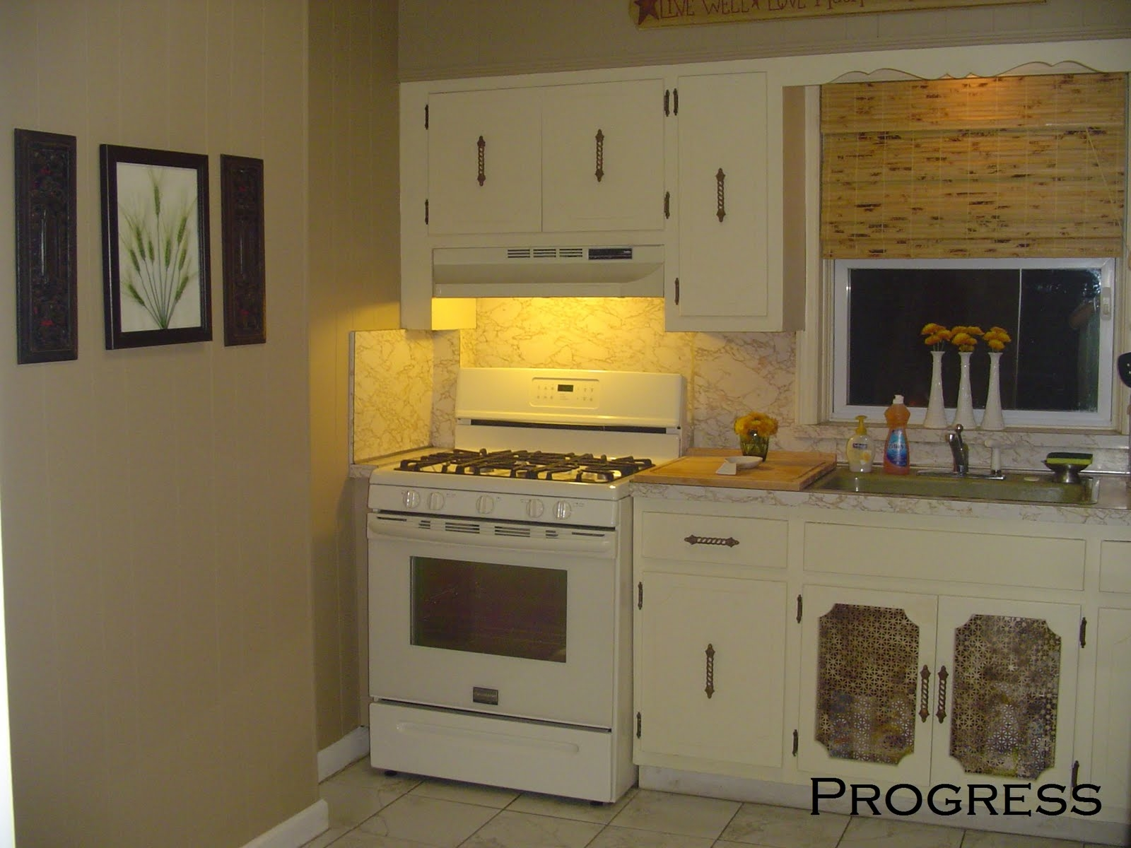Modifying Kitchen Cabinets For A Dishwasher