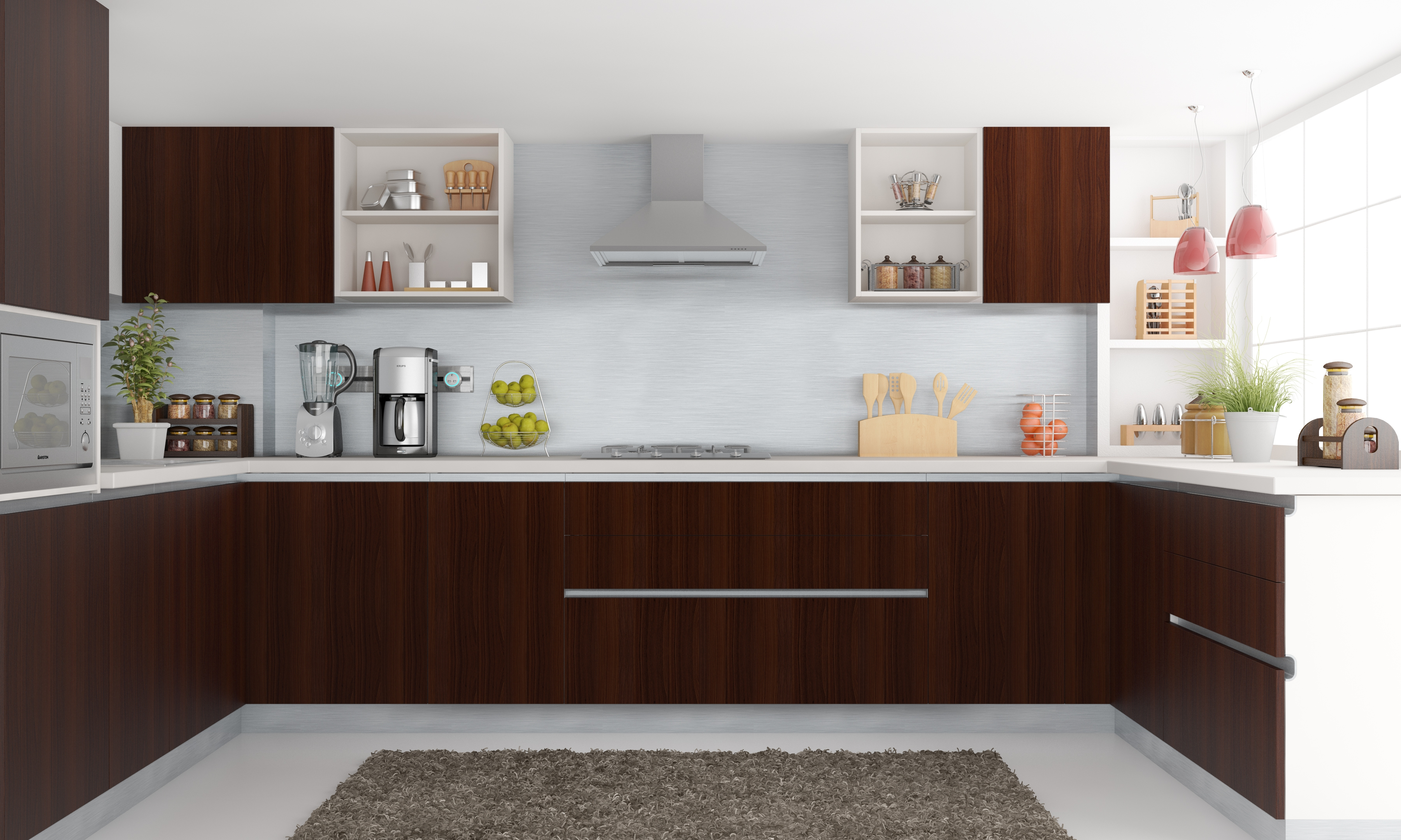 Modular Kitchen Cabinets Images
