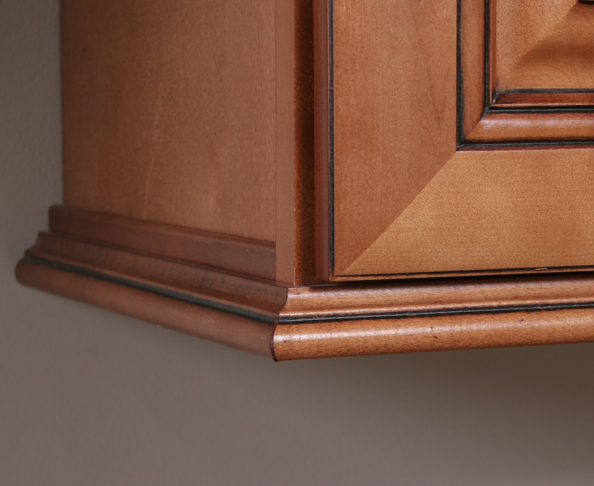 Molding Trim For Kitchen Cabinets