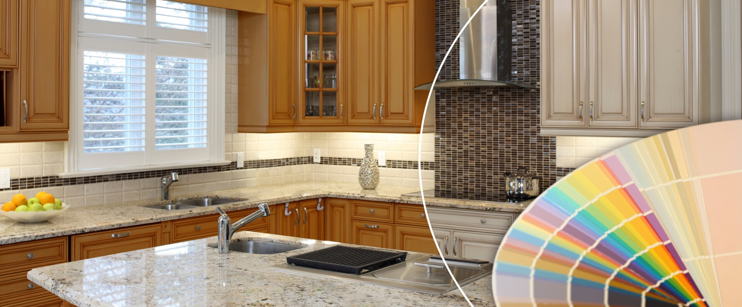 New Jersey Kitchen Cabinet Refacing
