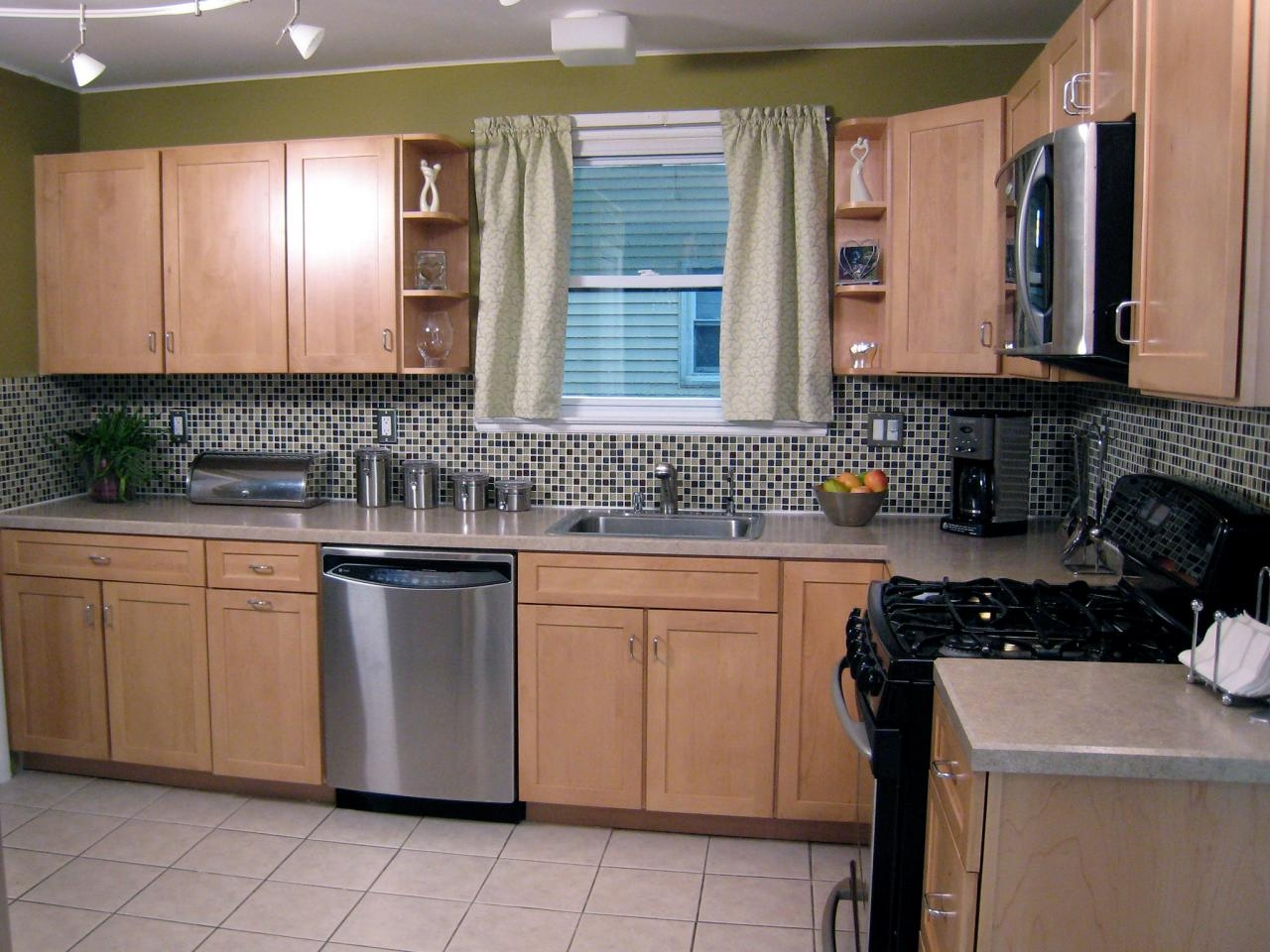 New Kitchen Cabinet Colors