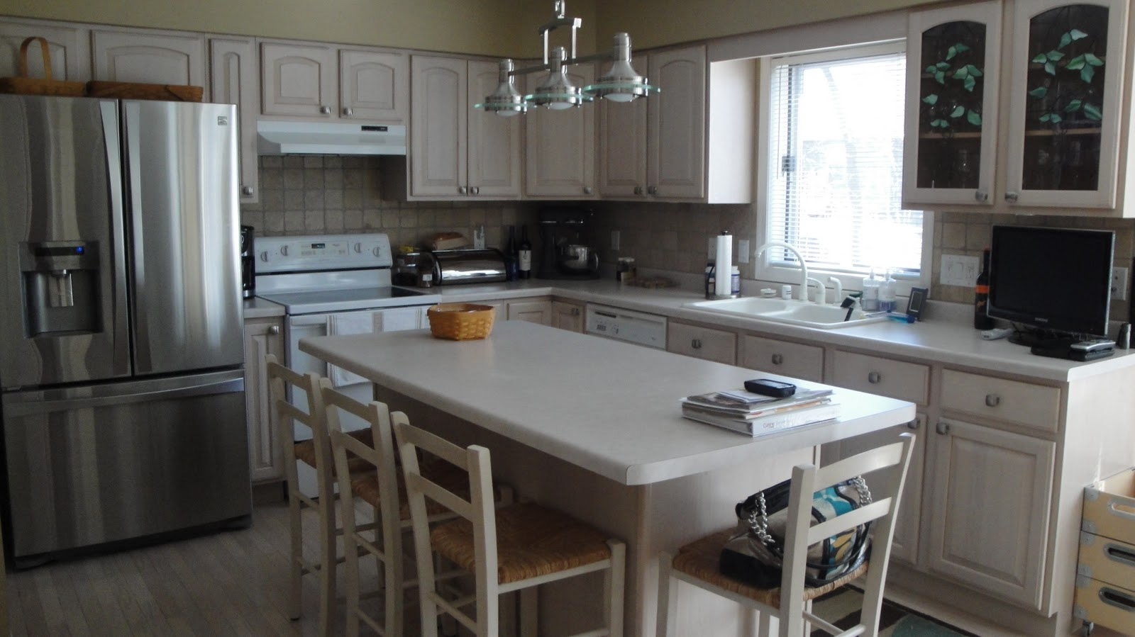 Non Matching Kitchen Cabinetsmusings from americas dairyland in the kitchen