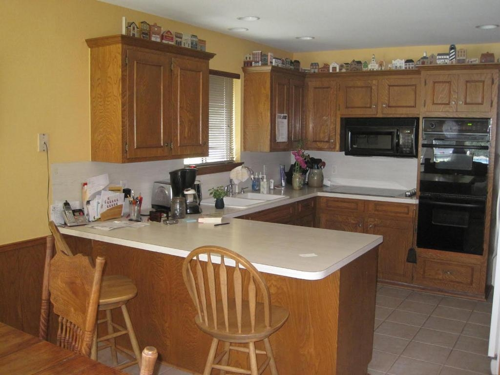 Recessed Lighting For Kitchen Cabinets