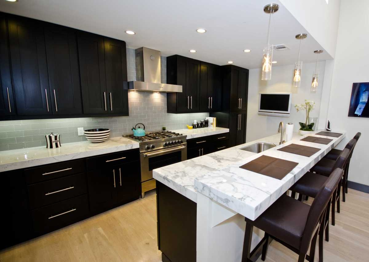 Refacing Formica Kitchen Cabinets