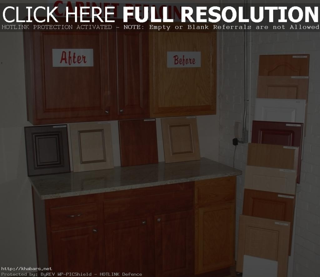 Refacing Kitchen Cabinets Montreal
