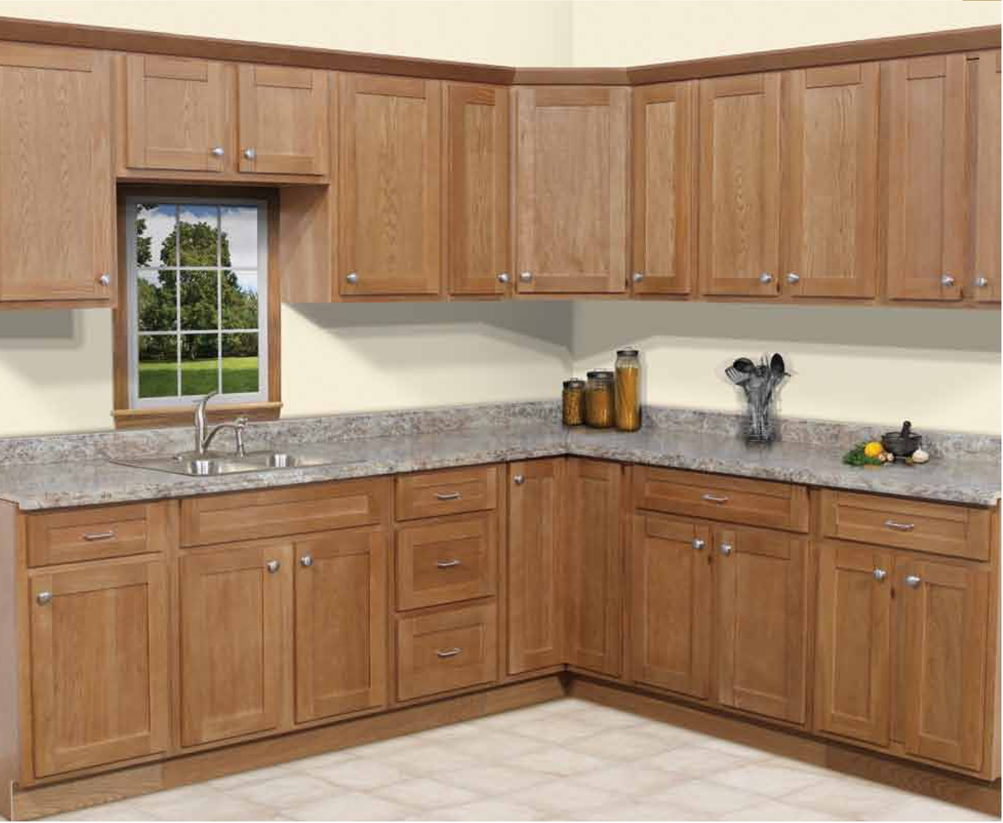 Shaker Style Kitchen Cabinet Doors Maple