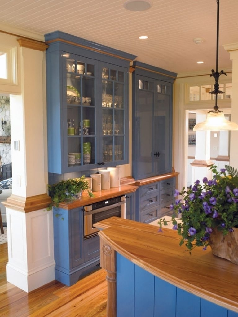 Shallow Upper Kitchen Cabinets