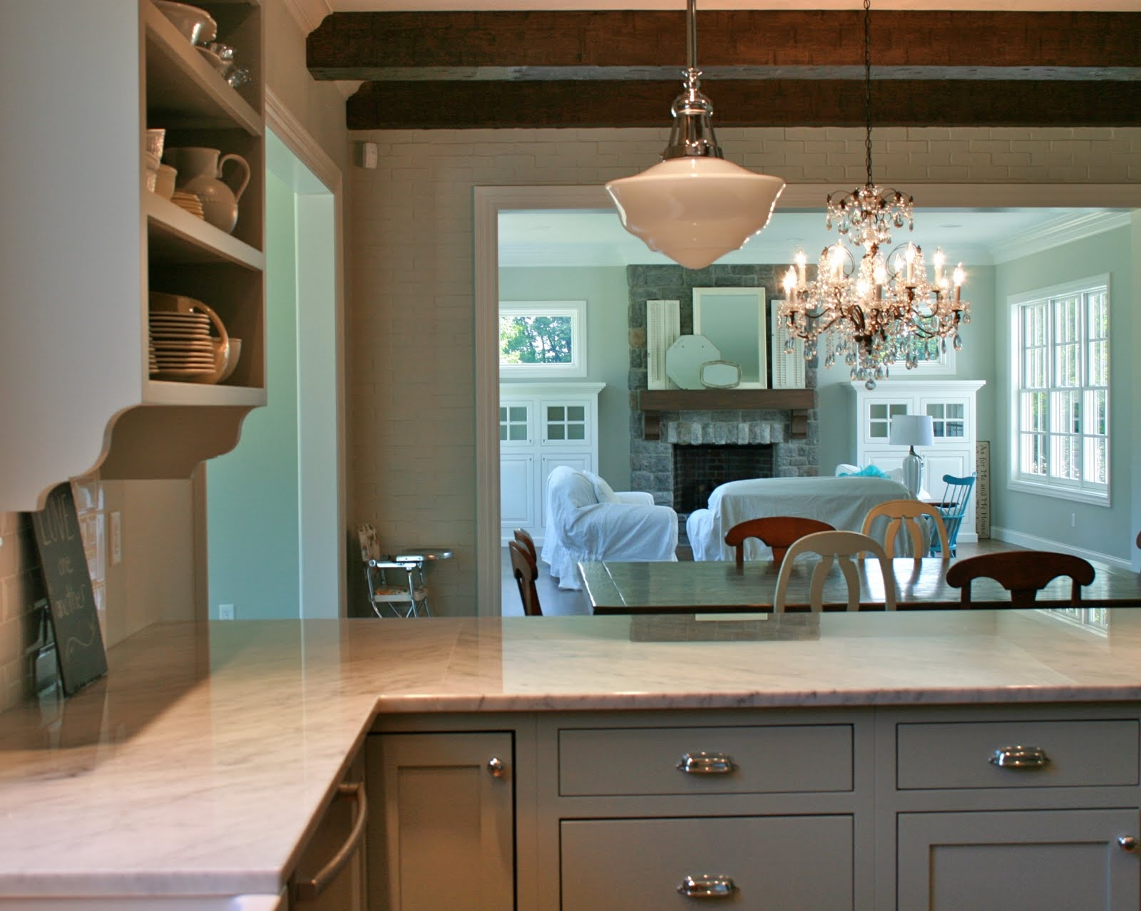 Show Me Gray Kitchen Cabinetsshow me your grey cabinets white marble tops