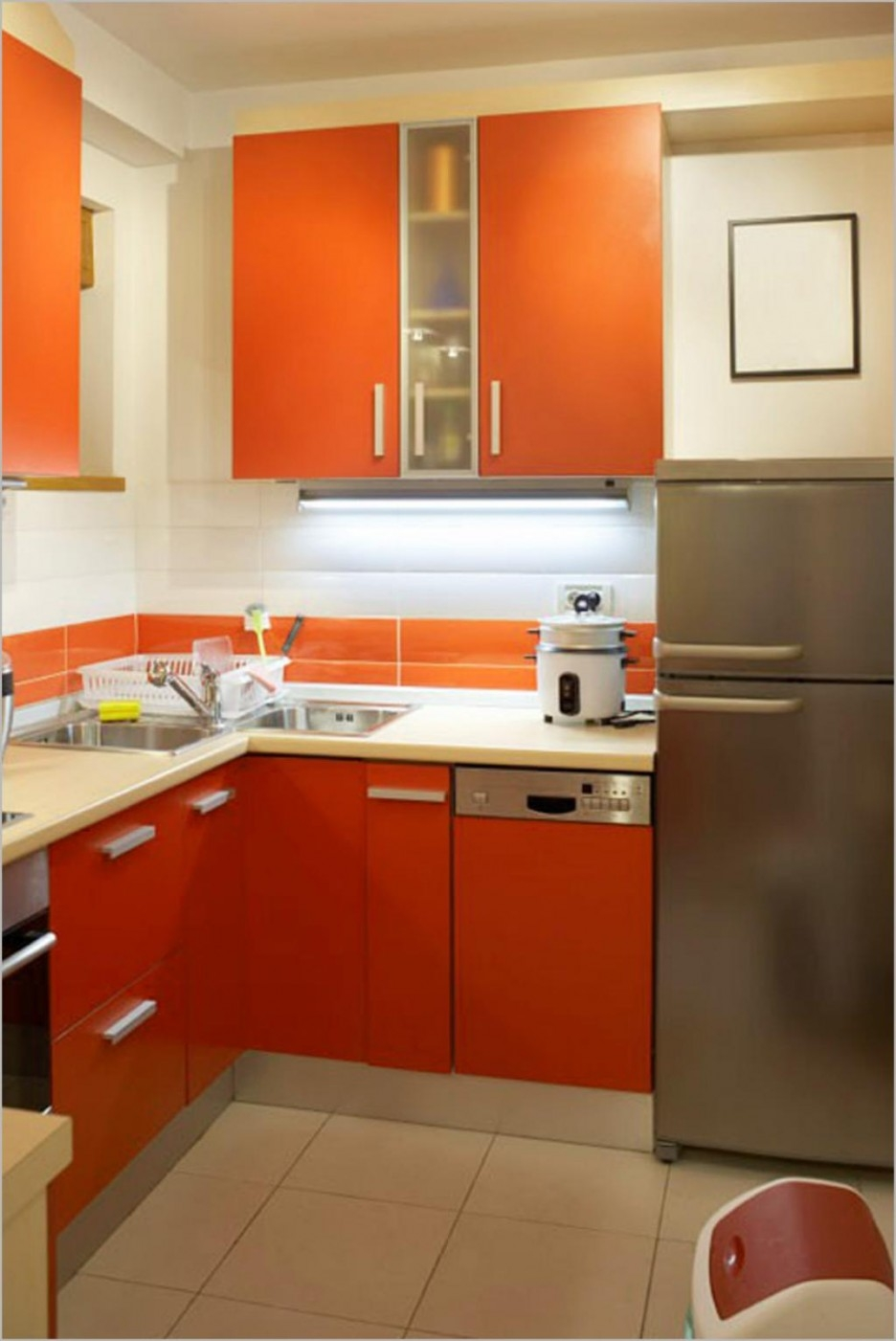Permalink to Small Kitchen Wall Cabinets