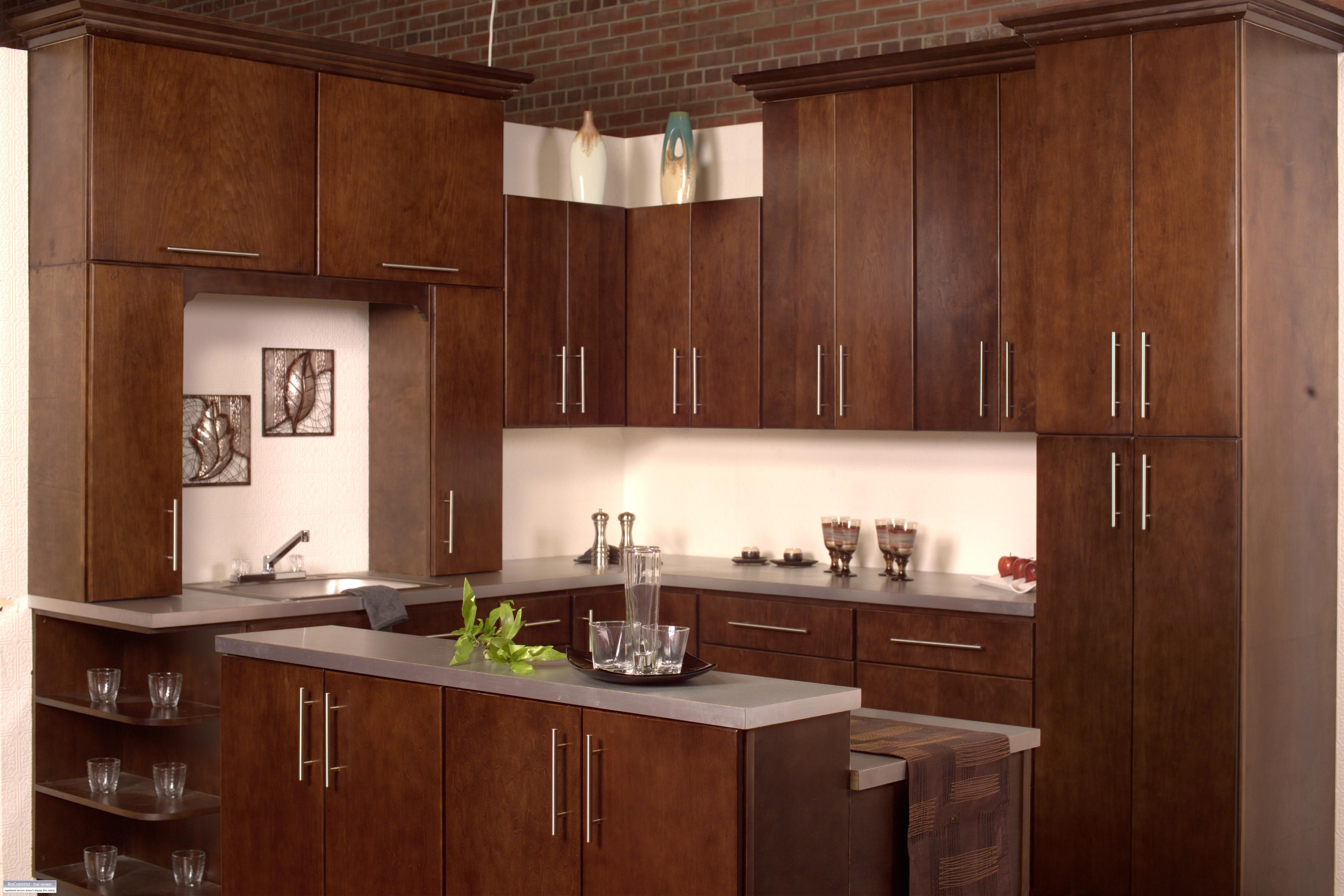 Solid Cherry Kitchen Cabinet Doors