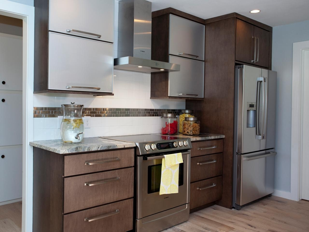 Stainless Steel Kitchen Cabinet Bar Pull Handle