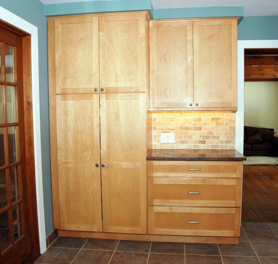 Permalink to Tall Kitchen Pantry Cabinet