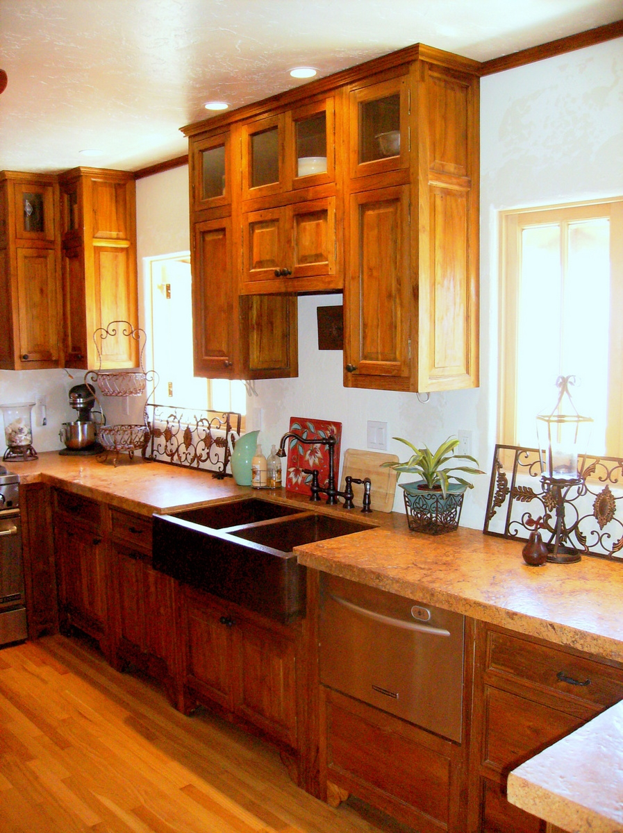 Teak Kitchen Cabinets Pictures