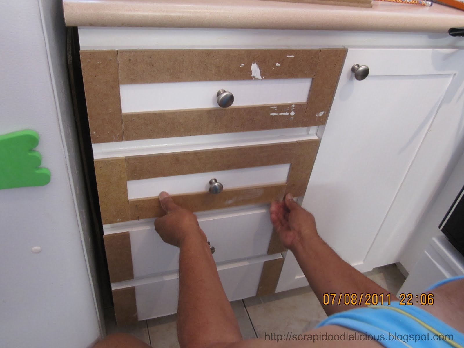 Trim For Kitchen Cabinets