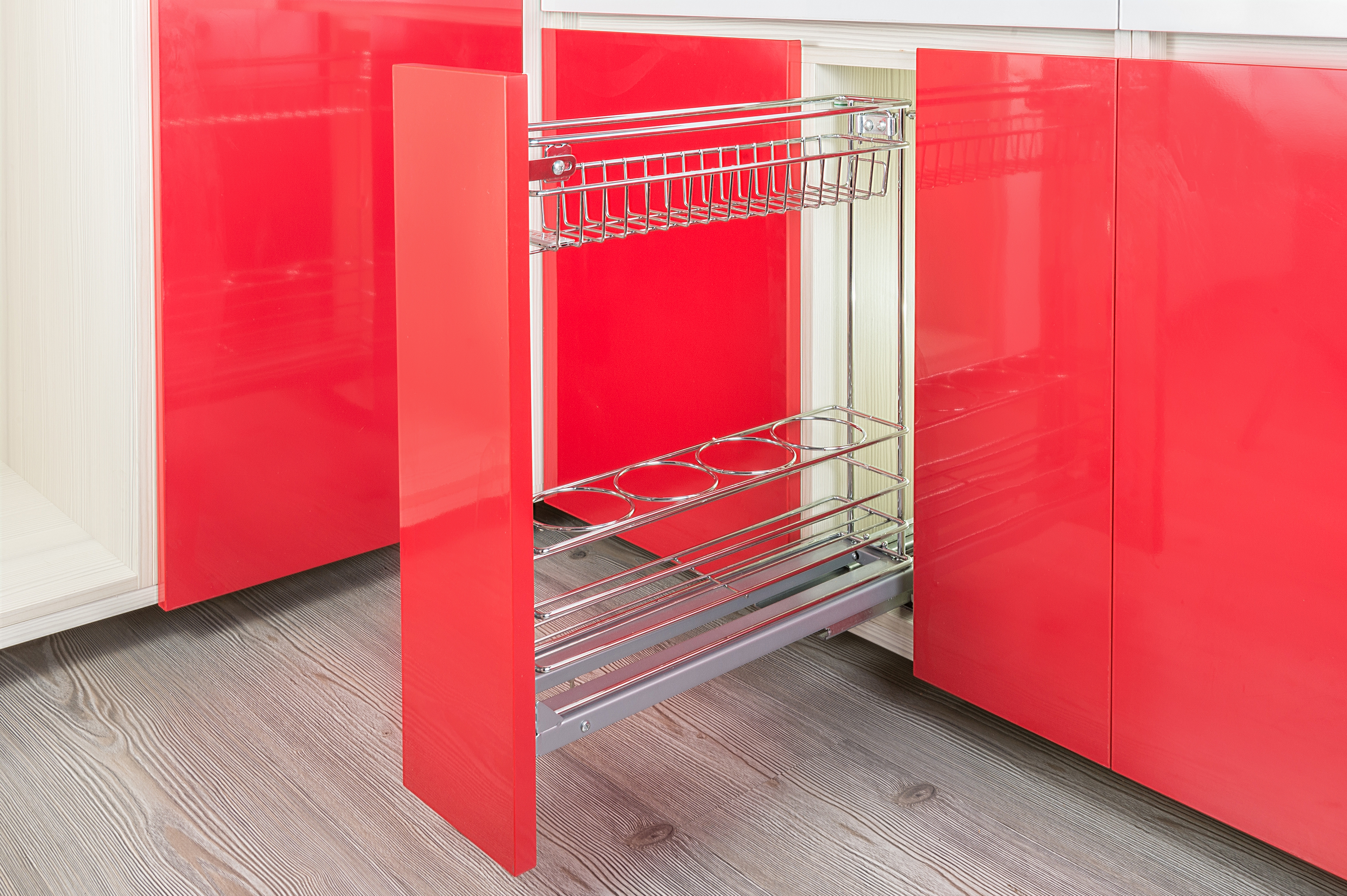 Types Of Kitchen Cabinet Drawers