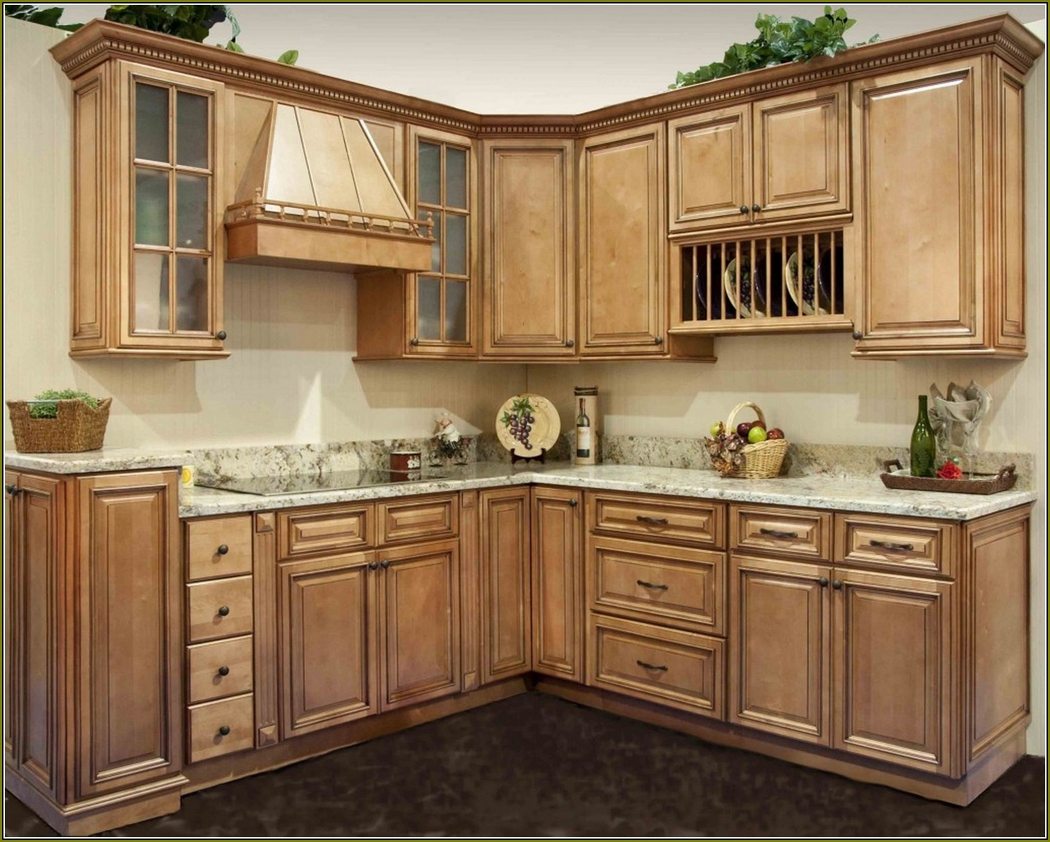 Update Kitchen Cabinets With Molding