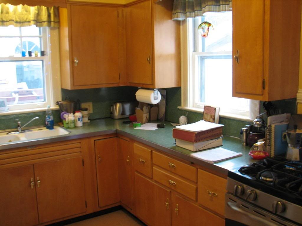 Updating 50'S Kitchen Cabinets