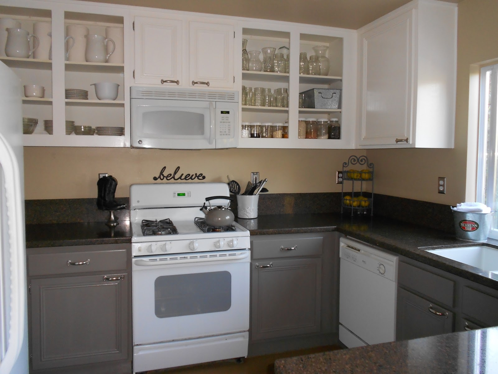 Updating Kitchen Cabinets Before And After