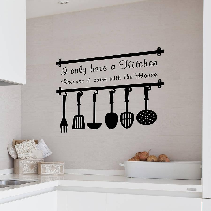 Vinyl Wall Decals For Kitchen Cabinets