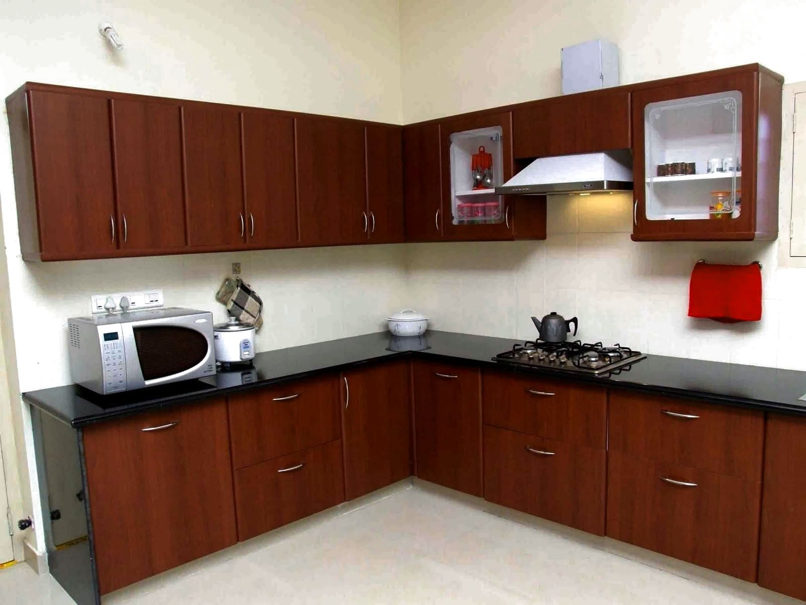 Wall Cabinet Designs For Kitchen