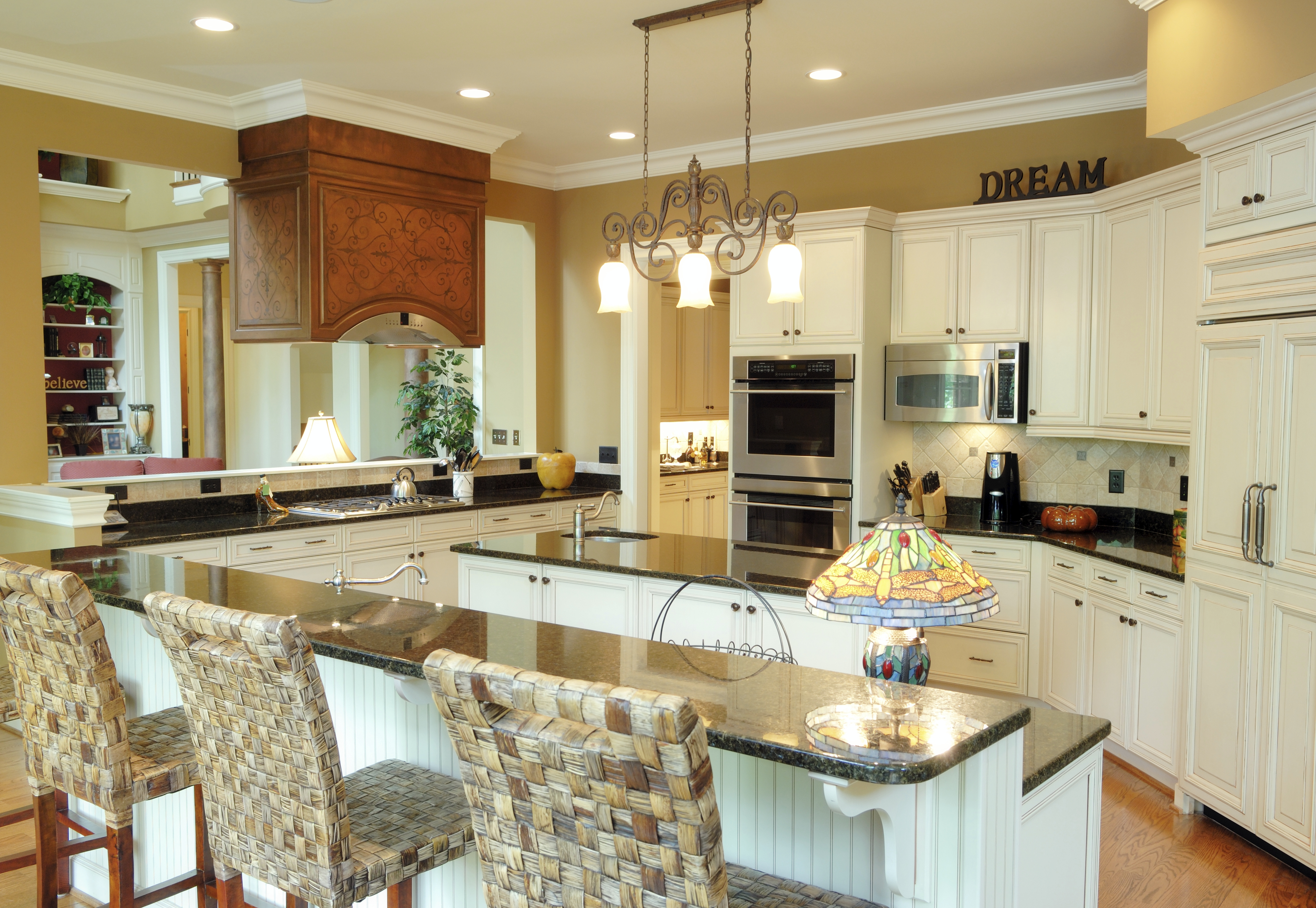 Permalink to White Kitchen Cabinets Ideas For Countertops And Backsplash
