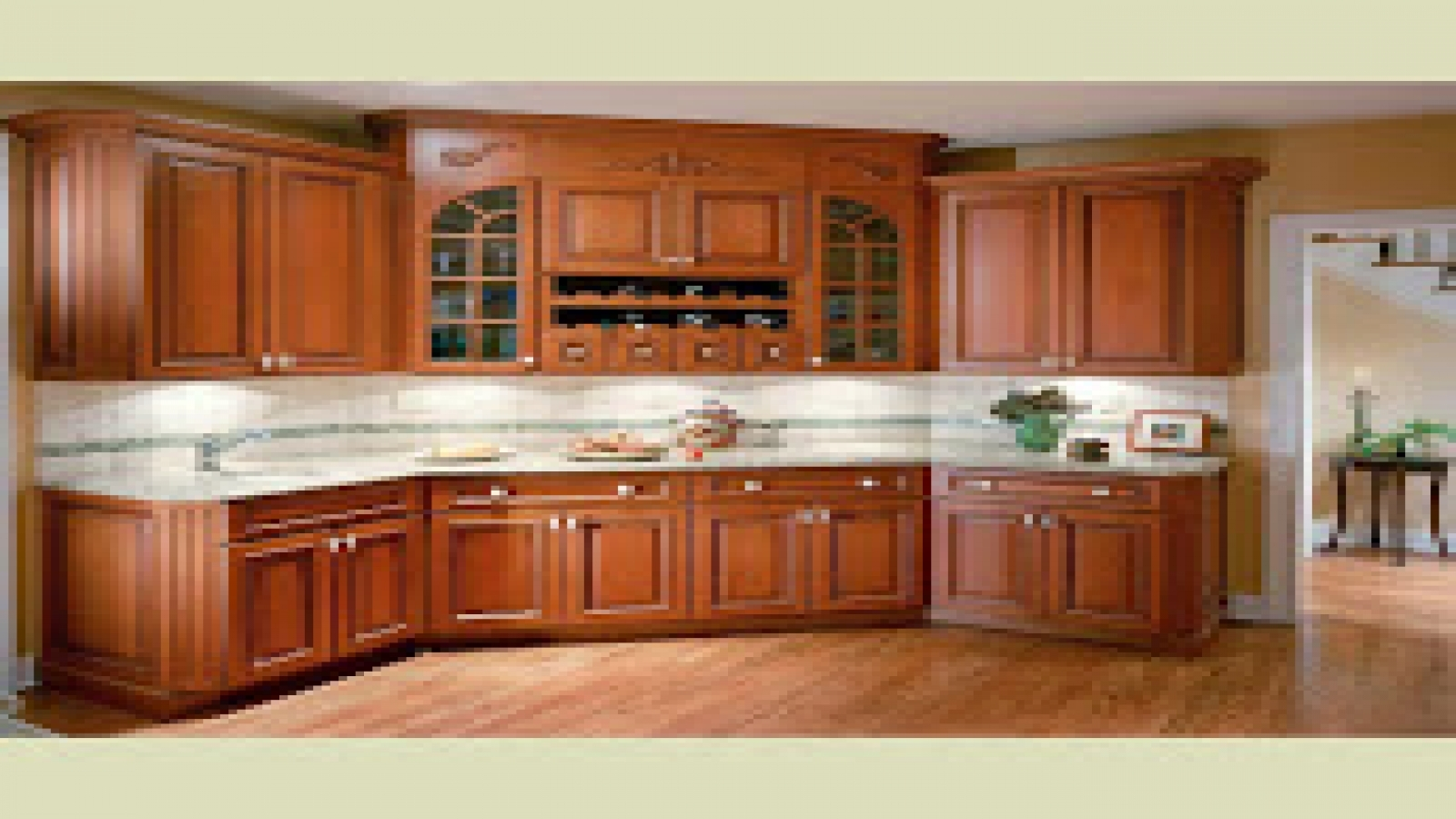 Wooden Kitchen Cabinet Ideas